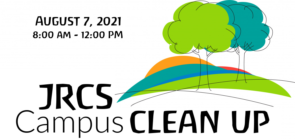JRCS Campus Clean Up Day!